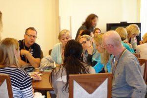 Vilniuje – pasaulio lituanistinių mokyklų mokytojų sambūris