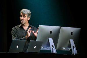 """""""Apple"""" ketina pristatyti naujos kartos nešiojamųjų kompiuterių"""