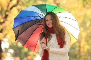 Artėja ruduo: šią savaitę skėčio namuose geriau nepamiršti