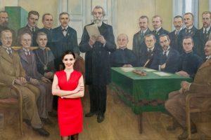 L. Rimkevičienė į televiziją grįžta su šimtmečio projektu