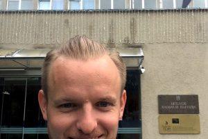 Žurnalistas Š. Mazalas palieka LRT dėl krepšinio