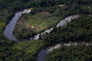 Milžiniškų užtvankų statyba Brazilijoje kelia grėsmę Amazonės baseinui
