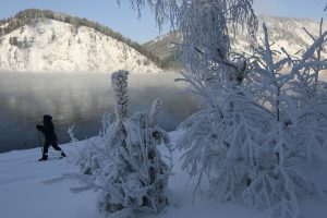 """Rusiškos """"bado žaidynės"""": šou Sibire bus galima žudyti ir prievartauti"""