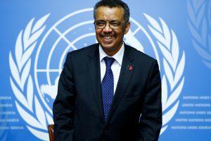 Naujasis PSO vadovas: visi keliai turi vesti į visuotinį sveikatos draudimą