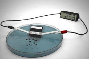 Sukurta baterija, kuri po įkrovimo susinaikina per 30 minučių