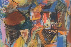 Pamėnkalnio galerijoje – paroda lietuvių tapytojo A. Vaitkūno atminimui