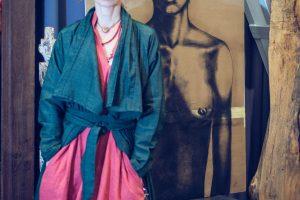 Egzotiškos A. Kleizaitės parodos atidaryme – labdaros aukcionas