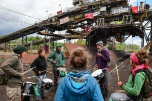 Per demonstraciją Vokietijoje suimta 120 aplinkosaugos aktyvistų