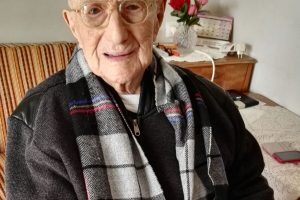 Seniausias pasaulio vyras švenčia 113-ąjį gimtadienį ir ruošiasi Bar micvai