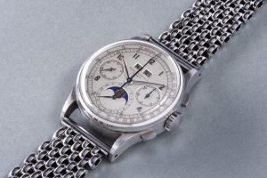 Naujas rekordas: parduotas brangiausias rankinis laikrodis – ir ne iš aukso