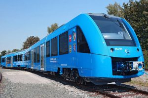 Naujoji transporto era: Vokietijos traukiniai bus varomi vandeniliu