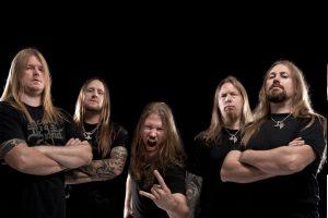 """Švedai """"Amon Amarth"""" atvyksta į Lietuvą: bus kraujo praliejimas!"""