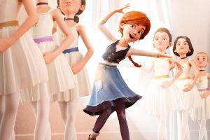 Sausio speiguose – šilta balerinos svajonė (recenzija)