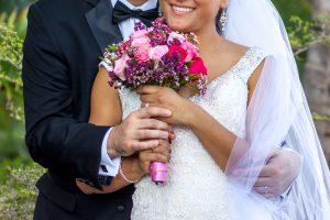 Buvusio Mios sužadėtinio vestuvės – perujiečių fiesta su lietuvišku šakočiu