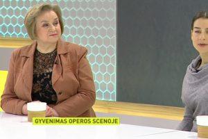 A. Grigorian apie operos solistę I. Milkevičiūtę: mano mama – fenomenas