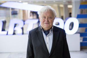 Po atsisveikinimo su televizija A. Čekuolis atsidūrė ligoninėje
