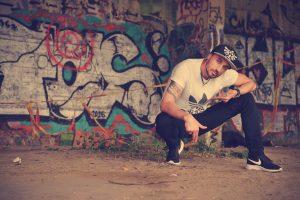 Gatvės šokių treneris D. Žebrauskas–Skruzdėliukas: niekaip negaliu subręsti