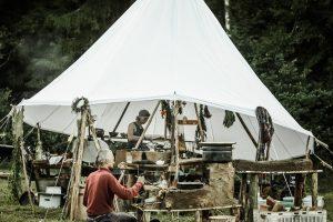 """Paskutiniame vasaros festivalyje """"Mėnuo Juodaragis"""" laukiama 6000 žiūrovų"""