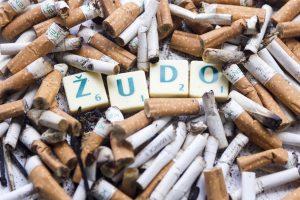 Ar paveikslėliai ant cigarečių pakelių – veiksmingi?