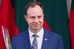 A. Veryga: tapęs sveikatos apsaugos ministru savo idėjų neišsižadėsiu