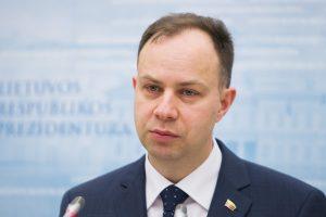 Sveikatos apsaugos ministras: narkotikų vartotoją reikia gydyti, ne kalinti