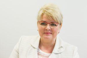 A. Pabedinskienė: mes negalime už pabėgėlius dirbti ir mokytis kalbos