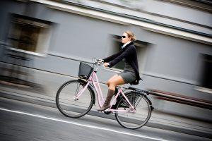 Pusė vilniečių į darbą nori važiuoti dviračiais