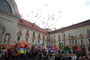 Vilniaus universitetas rengia pirmąjį Lietuvoje alumnams skirtą festivalį