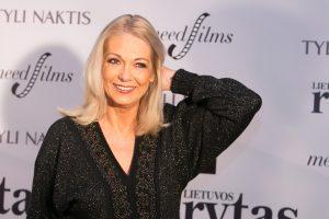 Penki aktorės G. Baikštytės geros kasdienės savijautos patarimai