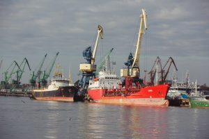 Atnaujinta laivyba Klaipėdos uoste