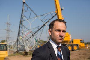 R. Masiulis: akivaizdu, kad Astravo jėgainė statoma nesaugiai