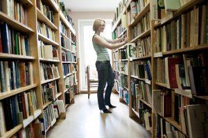 Skelbiama nacionalinė Lietuvos bibliotekų savaitė
