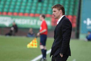 Ruoštis rungtynėms su Slovėnija E. Jankauskas pakvietė 24 futbolininkus