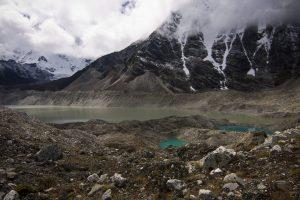 Nepale nuleistas pavojų kėlęs ledyninis ežeras