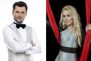 D. Gutauskienė–Laisva ir T. Rimgaila ves naują muzikinį šou