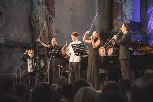 Jaunųjų muzikantų ir D. Geringo melodijos – viltis sergantiems vaikams