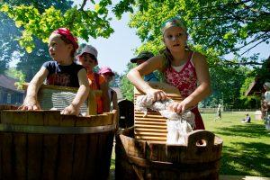 Rumšiškėse atgims senieji lietuvių amatai