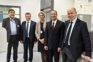 Nacionalinis vėžio institutas siekia bendradarbiauti su pasauliniu lyderiu