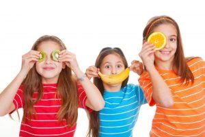 Vaikai grįžo į mokyklą – teisingo maisto abėcėlė