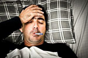 Per savaitę sergamumas gripu ir peršalimo ligomis Lietuvoje išaugo