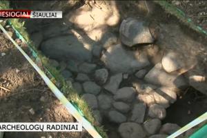Ką apie Šiaulius atskleidė naujausi archeologiniai kasinėjimai?