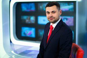 """""""Info TV"""" kanale – naujas žinių vedėjas"""