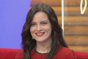TV laidų vedėja Ž. Vaškytė: jokios mėsos net nėštumo metu