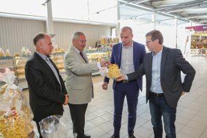 Kijevo meras atsiuntė turgavietės vadovą pasimokyti iš lietuvių