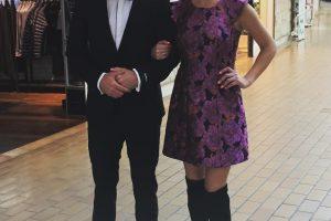 V. Skaisgirė ir M. Rainys – nauja eterio pora?