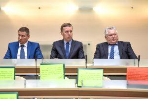 Paskirti trys savivaldybės administracijos vadovo pavaduotojai