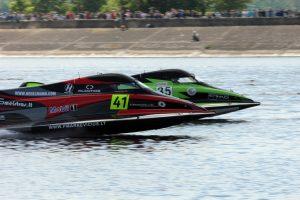 Vandens formulių lenktynių atgarsiai: pilotai į Kauną greičiausiai dar sugrįš
