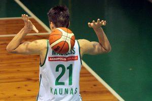Neįtikėtina: G. Masiulis surinko 42 taškus ir atkovojo 15 kamuolių