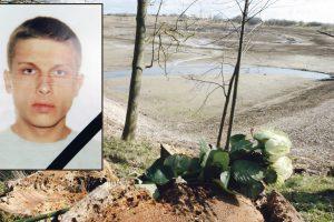 Laukžemių tvenkinyje išniro gaujos žudynių mįslės