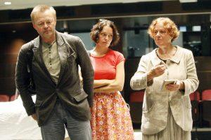 Klaipėdos dramos teatro siekis – stiprus turinys
